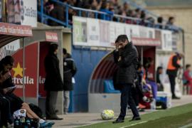 Fernando Vázquez: «El equipo no tiene la solvencia que debería tener»