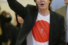 Paul McCartney actuará en Madrid el 2 de junio