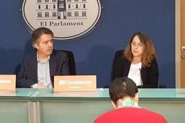 C's pide a UIB que formule también en castellano las preguntas de la selectividad