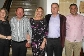 Fiesta de jubilación de Martí Ochogavía en el Club Pollença