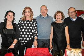 Fiesta de jubilación de Martí Ochogavía