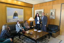 Calvià firma un convenio con la fundación RANA