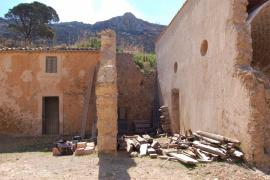 El GOB reconstruirá las casas de la Trapa para habilitar un refugio