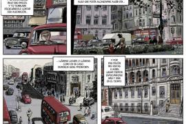 La prolífica trayectoria del dibujante Bartomeu Seguí se expone en el Casal Solleric