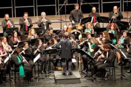 La Banda de Música de Manacor canta zarzuela