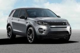 Land Rover produce su Discovery Sport 100.000