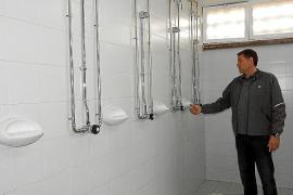 Mejoras y obras sostenibles para las instalaciones deportivas en Inca