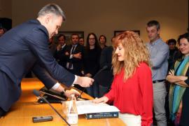 Apol.lònia Julià toma posesión como presidenta del Colegio de Graduados Sociales