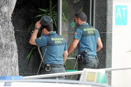 Condenado a tres años y medio de cárcel por robar en hoteles de Calvià