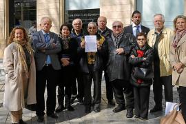 El Ministerio de Cultura estudia la protección del memorial de sa Feixina