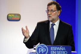 Rajoy dice que ignoraba lo que ocurría en el PP de Valencia