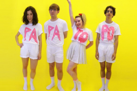 El pop pueril de Papa Topo se suma al ciclo de conciertos de la promotora Refugi Musical