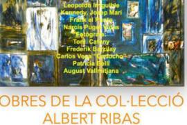 Albert Ribas muestra por primera vez su colección