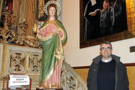 La antigua talla de Santa Magdalena regresa al Puig