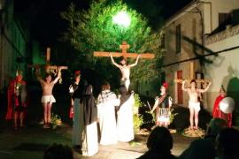 Lloseta celebra este año la 25 edición de su Viacrucis