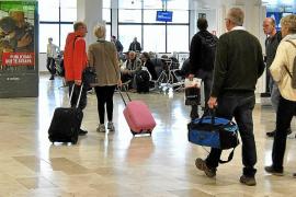 Más de 688.000 pasajeros pasarán por Son Sant Joan durante esta Semana Santa