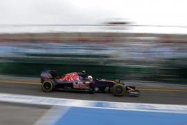 Hamilton, el más rápido en el segundo ensayo; Sainz, quinto y Alonso, sexto