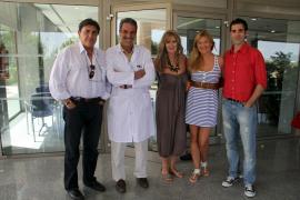 PALMA FAMILIARES DE CAROLINA CEREZUELA Y CARLOS MOYA