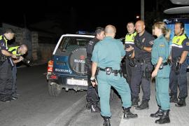 Cae una banda que perpetraba robos en la Isla con la técnica del alunizaje