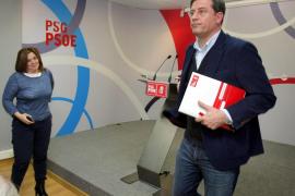 Dimite el secretario general de los socialistas gallegos, José Ramón Gómez Besteiro