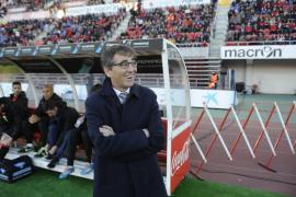 Vázquez: «La presión del Mirandés es asfixiante»