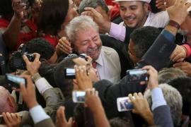 Un tribunal anula la medida cautelar contra Lula, que asume el ministerio de la Presidencia