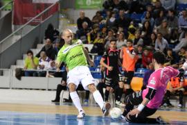 El Palma Futsal saca su carácter