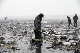 Fallecen 62 personas, entre ellas dos españoles, al estrellarse un avión en el sur de Rusia