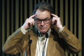 Mas: «Mi deseo es no volver a ser candidato a la Generalitat»