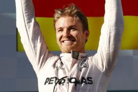 Rosberg se impone en el Gran Premio de Australia