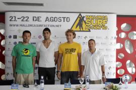 La Platja de Palma espera recibir a 40.000 amantes del surf este fin de semana
