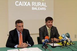 PALMA. CAJAS DE AHORRO. CAIXA RURAL DE BALEARES SE FUSIONARA CON EL GRUPO COOPERATIVO CAJAMAR.