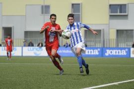 El Atlètic Balears ofrece su mejor versión para ganar al Alcoyano