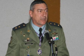 El general de división Juan Cifuentes Álvarez,  nombrado comandante general de Balears