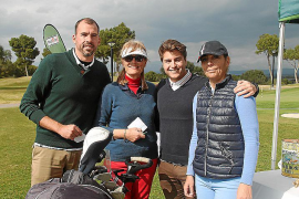 II Torneo de Golf Dia de les Illes Balears, en Maioris