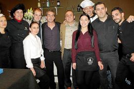 Reinauguración del restaurante La Cantina