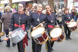 Domingo de Ramos en Santa Eulària