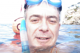 Antoni Rami, hacia la Alcaldía por tierra y mar