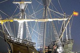 La 'Nao Victoria' llega a puerto
