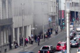 Explosión en el metreo de Bruselas