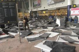 Bélgica eleva al nivel máximo la alerta por atentado terrorista tras las detonaciones