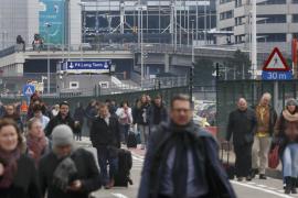 Bruselas cierra toda su red de transportes públicos tras los atentados