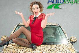 Cristina Rodríguez ha personalizado su Fiat 500X