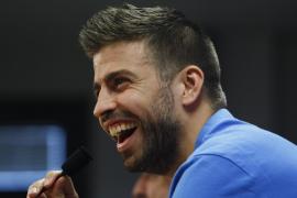 Piqué: «Me gusta azuzar la rivalidad Barça-Madrid»