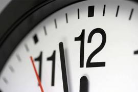 No cambiar la hora este domingo supone regresar al meridiano de Greenwich a un 'coste cero'