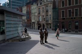 Evacúan los edificios de las instituciones europeas en Bruselas