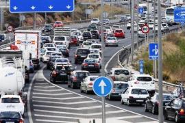 Palma es la segunda ciudad española más congestionada de tráfico