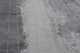Pavimento low cost