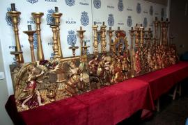 Condenado por saquear siete iglesias de Palma