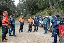 Continúa la búsqueda del hombre desaparecido en Estellencs